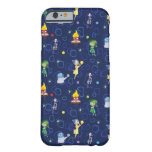 Whimsical Pattern Barely There iPhone 6 Case