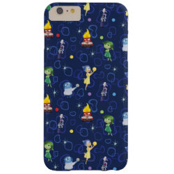 Case-Mate Barely There iPhone 6 Plus Case with Cute Pattern from Pixar's Inside Out design