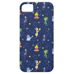 Case-Mate Vibe iPhone 5 Case with Cute Pattern from Pixar's Inside Out design