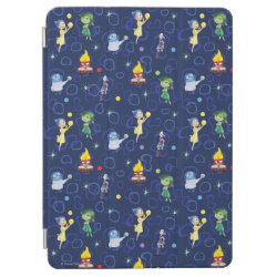 iPad Air Cover with Cute Pattern from Pixar's Inside Out design