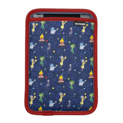 iPad Mini Sleeve with Cute Pattern from Pixar's Inside Out design