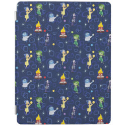 iPad 2/3/4 Cover with Cute Pattern from Pixar's Inside Out design