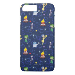 Case-Mate Tough iPhone 7 Plus Case with Cute Pattern from Pixar's Inside Out design