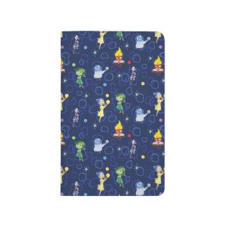 Whimsical Pattern Journal
