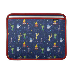 Macbook Air Sleeve with Cute Pattern from Pixar's Inside Out design