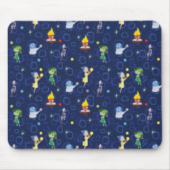 Whimsical Pattern Mouse Pad