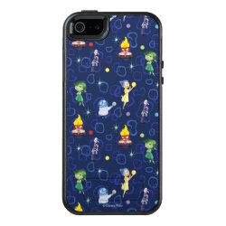 OtterBox Symmetry iPhone SE/5/5s Case with Cute Pattern from Pixar's Inside Out design