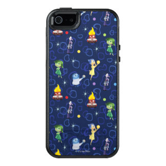 Whimsical Pattern OtterBox iPhone 5/5s/SE Case