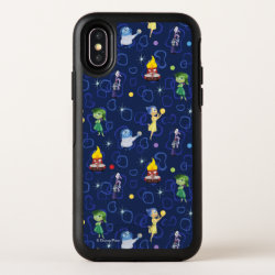 OtterBox Apple iPhone X Symmetry Case with Cute Pattern from Pixar's Inside Out design