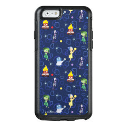 OtterBox Symmetry iPhone 6/6s Case with Cute Pattern from Pixar's Inside Out design