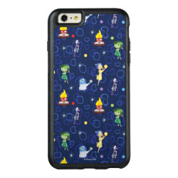 OtterBox Symmetry iPhone 6/6s Plus Case with Cute Pattern from Pixar's Inside Out design
