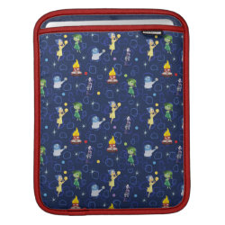 iPad Sleeve with Cute Pattern from Pixar's Inside Out design