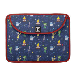 Macbook Pro 13' Flap Sleeve with Cute Pattern from Pixar's Inside Out design