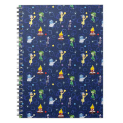 Whimsical Pattern Spiral Notebooks