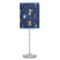 Whimsical Pattern Table Lamp