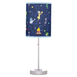 Table Lamp with Cute Pattern from Pixar's Inside Out design