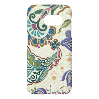 Whimsical Peacock Samsung Galaxy S7 Case