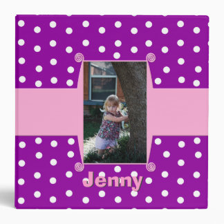 Whimsical Photo Binder