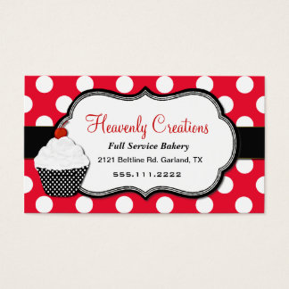 Cupcake Business Cards 3900 Cupcake Business Card Templates