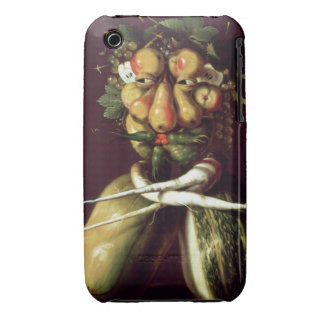 Whimsical Portrait Case-Mate iPhone 3 Case
