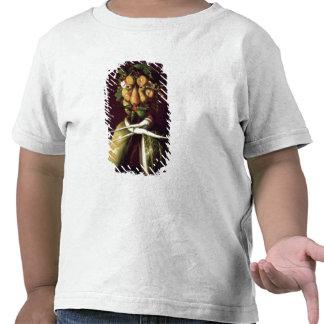 Whimsical Portrait Shirts