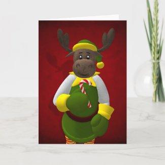 Reindeer Elf