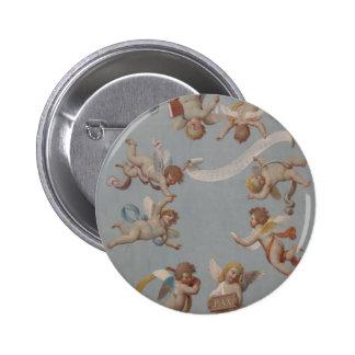 Whimsical Renaissance Cherub Angels Pins