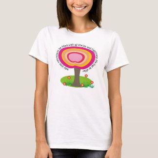 Whimsical Retired Teacher T-Shirt Trees