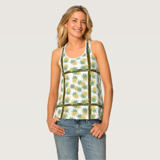 Whimsical Spots Tank Top