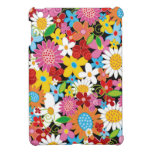 Whimsical Spring Flowers Garden iPad Mini Case
