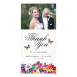 Whimsical Spring Thank You Photo Cards