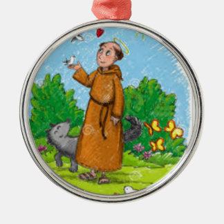 Whimsical St. Francis gift, tie, ornament, more!