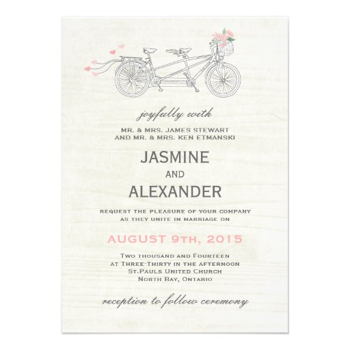 Whimsical Wedding Invitations for your inspiration to make invitation template look beautiful