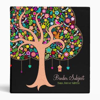 Whimsical Tree - Custom Organizer Planner Binder