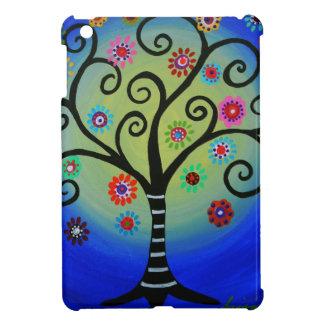 Whimsical Tree of Life Painting iPad Mini Covers