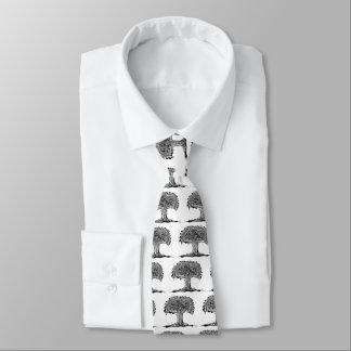 Whimsical tree tie