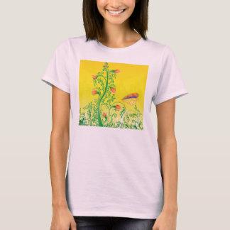 Whimsical Tulips T-Shirt
