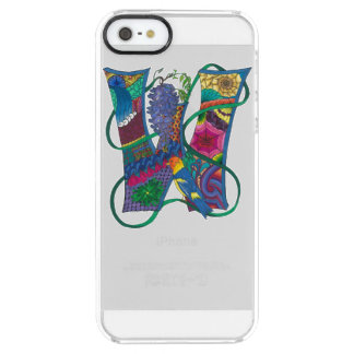 """""""Whimsical W"""" Monogrammed iPhone Case"""