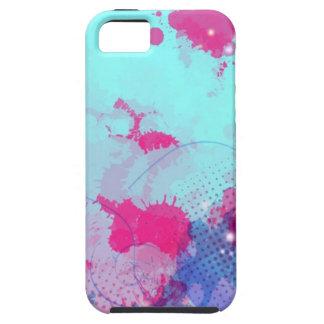 Whimsical whisper iPhone SE/5/5s case