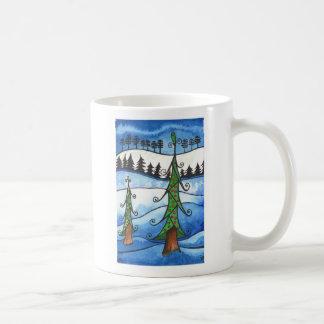 Whimsical Winter Mug