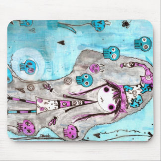 Whimsical Witches ~ Marci Mouse Pad