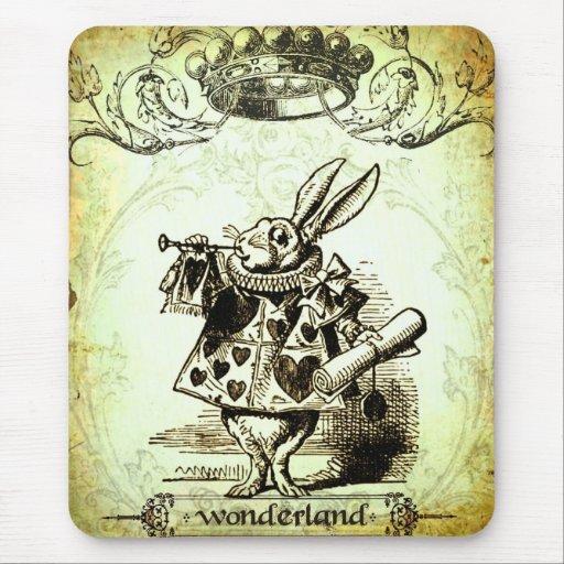 WHiMSiCAL WoNDeRLaND Mouse Pad