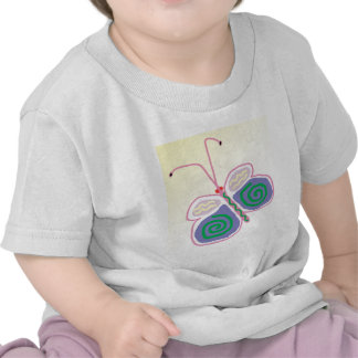 Whimsicle Butterfly.pdf Tshirts