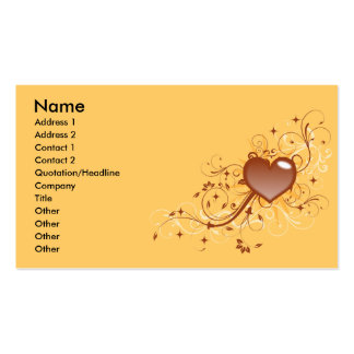 Whimsy Business Card Template