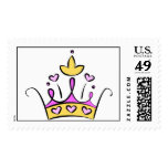 Whimsy Crown 1 Postage