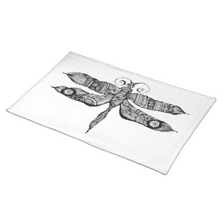 Whimsy Dragonfly Placemat
