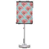 Whimsy Flower Scribbles Lamp