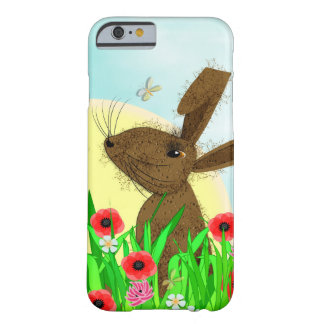 Whimsy March Hare Spring Flowers Barely There iPhone 6 Case