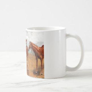 Whimsy Mustangs Coffee Mug