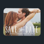 "Whimsy Overlay | Save the Date Magnet<br><div class=""desc"">Gift your guests with a Save the Date Magnet to showcase on the refrigerator leading up to your big day!  